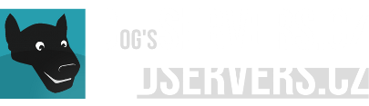Dog's servers | dservers.cz